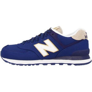 NEW Balance ML 574 RTA Scarpe ATLANTIC WHITE ml574rta Sneaker Blu Bianco 565 597