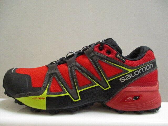 salomon speedcross v gtx mens trail running shoes uk
