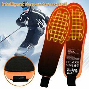 USB-Beheizbare-Einlegesohlen-Beheizte-Schuheinlagen-mit-Fernbedienung-Heizsohlen