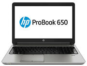 """HP ProBook 650 G1 15.6"""" Laptop Intel i7-4610M 3.0GHz 16GB 500GB Windows 10 Pro"""