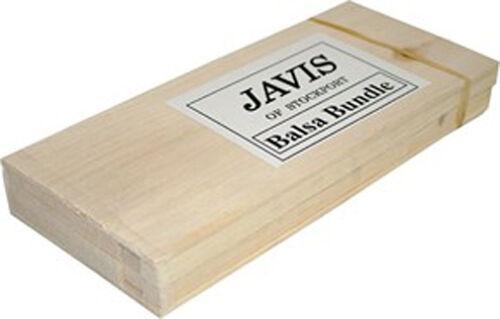 """Balsa Bargain mixtes tailles Bundle un 9/"""" Long X 4/"""" Large x 1.25/"""" épais 2nd post"""