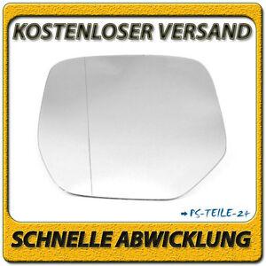 W245 04-08 links asphärisch fahrerseite spiegel spiegelglas für MERCEDES W169
