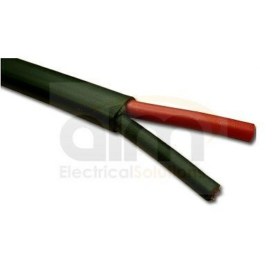 RED 110AMP 16MM SQ AUTO FLEXIBLE BATTERY CABLE 206//0.30 1MTR LENGTH BOAT KIT CAR