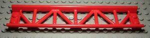 Lego-Achterbahnschiene-2x16-Rot-2110