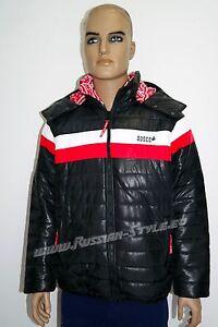Bosco-Sport-RUSSIAN-OLYMPIC-TEAM-SOCHI-Herren-Freizeit-Jacke-7102-schwarz