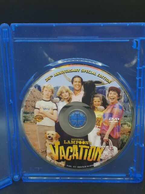 National Lampoons Vacation (DVD, 2010, Special Edition) No