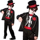 Infantil Halloween día de los muertos Zombie Disfraz Disfraz Infantil w