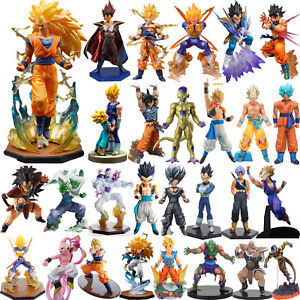 Dragon-Ball-Z-Super-Saiyan-Son-Goku-Gohan-Vegeta-Figure-Collection-Kid-Toy-Model