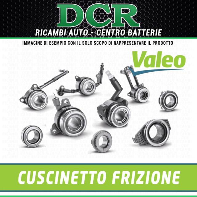 Cuscinetto Idraulico VALEO 810068 FIAT GRANDE PUNTO (199_) 1.9 D MJ dal 10.05