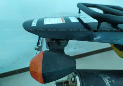 Fender Eliminator License Plate Holder For SUZUKI DRZ 400E//S 2000-2020 DRZ400SM