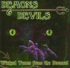 DEMONS & DEVILS: Wicked Tunes from the Doomed (Halloween CD) Haunted House