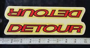 GT Bikes BMX Bicycles Vintage NOS Genuine Decals//Stickers Old School