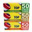 TOP-Gold-Light-100-039-s-100MM-3-Boxes-200-Tubes-Box-RYO-Tobacco-Cigarette-100 thumbnail 4