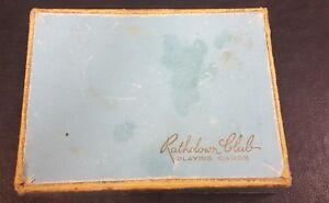 Vintage-Playing-Cards-Hudson-Industries-Rathdown-Club-Series-1950