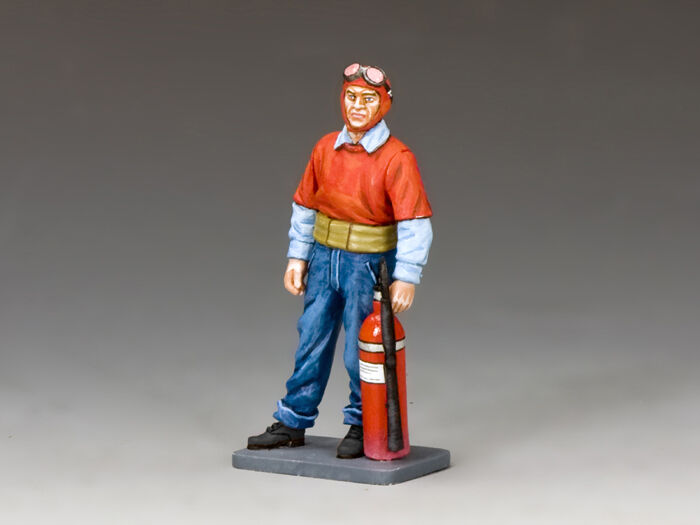 USN019 US Navy Fireman by King and and and Country 115ff1