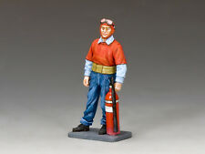 USN019 US Navy Fireman by King and Country