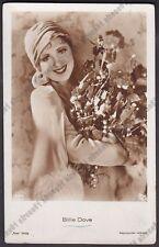BILLIE DOVE 12a Lillian Bohny ATTRICE ACTRESS CINEMA MOVIE STAR Cartolina FOTOGR