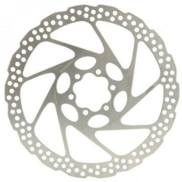 SHIMANO DEORE SM RT56 Brake Disc 6 Bolt  160MM 180MM