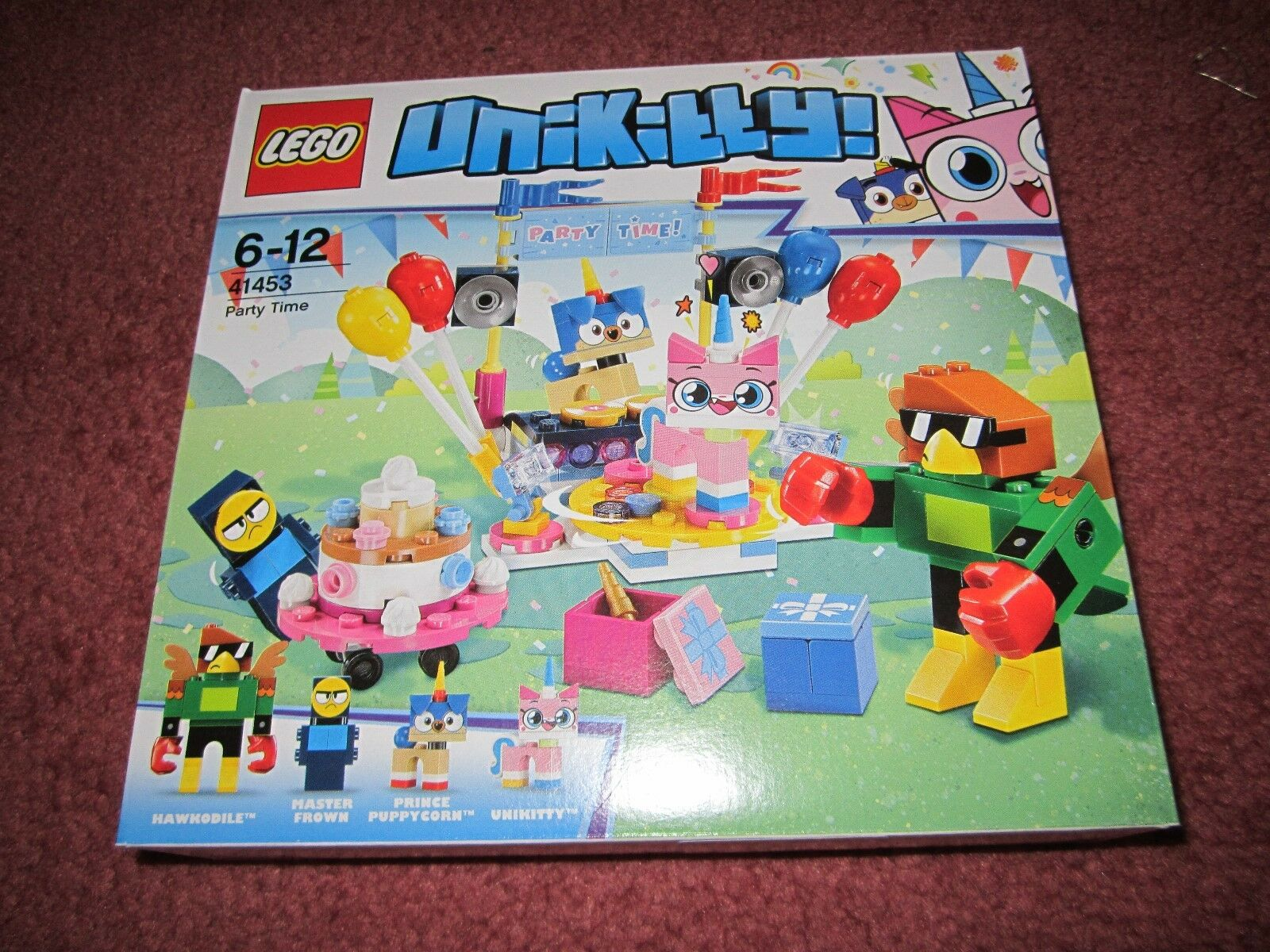 LEGO UNIKITTY PARTY TIME 41453 - NEW BOXED SEALED