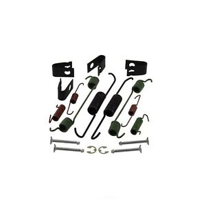 Fits 1997-2002 Ford E150 Econoline Drum Brake Hardware Kit Rear Carlson 46894NX