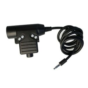 U94-PTT-Headset-Military-Adapter-for-Z-Tactical-for-iPhone-Cellphone-3-5mm-Plug