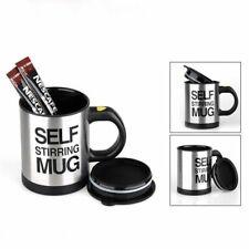 Fox Stainless Steel Mug 400ml CLU254 Edelstahltasse Tasse Kaffeetasse Teetasse