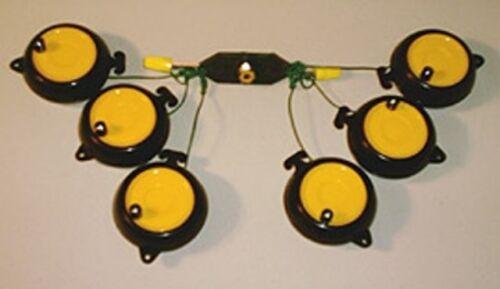 The Yo-Yo-Vee Model 6 Multi-band Dipole Antenna