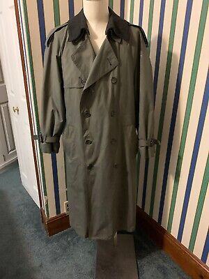 London Fog Classic Men S Trench Coat, Classic London Fog Trench Coat