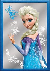 Frozen Decorative Mirror - Elsa and Anna - 2 Designs - 30cm x 20cm