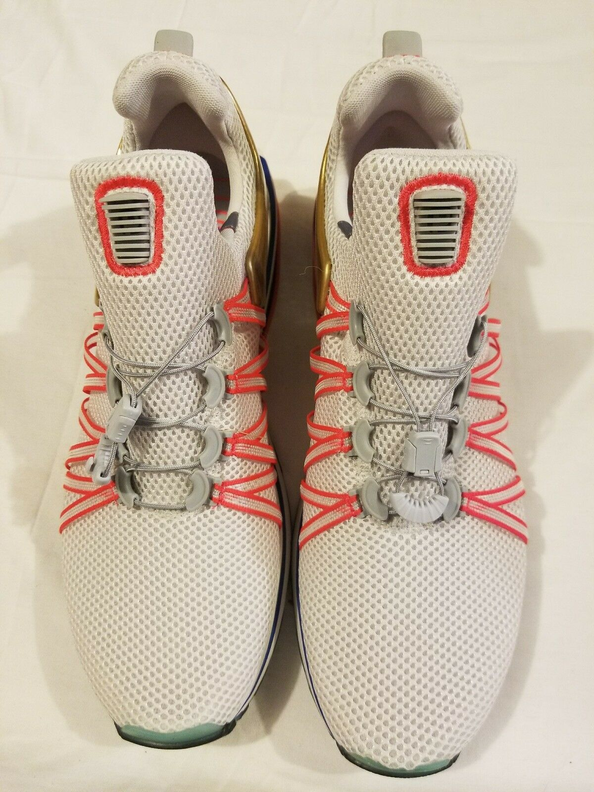 Nike Shox Gravity RWB Metallic gold 11.5 2018 LIMITED EDITION Running Training