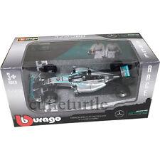 Bburago Mercedes Benz AMG Petronas Formula F 1 W05 Lewis Hamilton 1:43 38020 #44