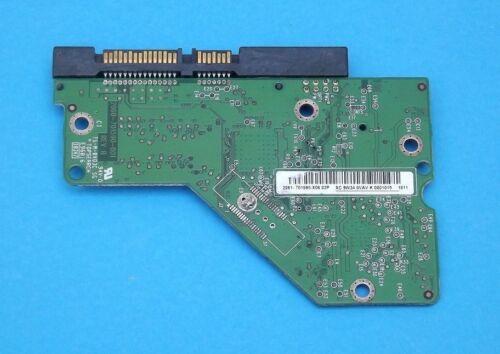 """WD 3.5/"""" Hard Drive SATA WD3200AAJS WD5000 WD2500AAJS 2060-701590-001 Rev B PCB"""