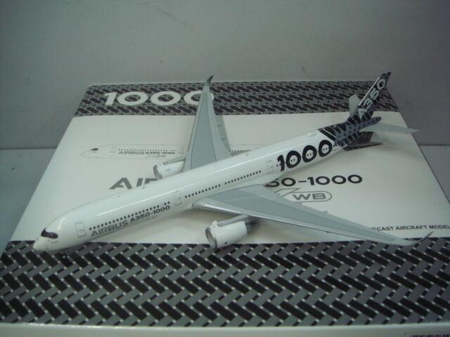 Jc Wings 400 Airbus Industries A350-1000XWB  Color carbono    1 400 bab7b2