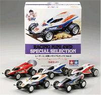Racing Mini 4wd Special Selection Vol.2 Japan Import Toy Hobby Japanese
