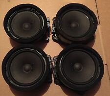 AUDI A2 2000 2005 SET 4 X BOSE SPEAKERS  8Z0035411A 8Z0 035 411A