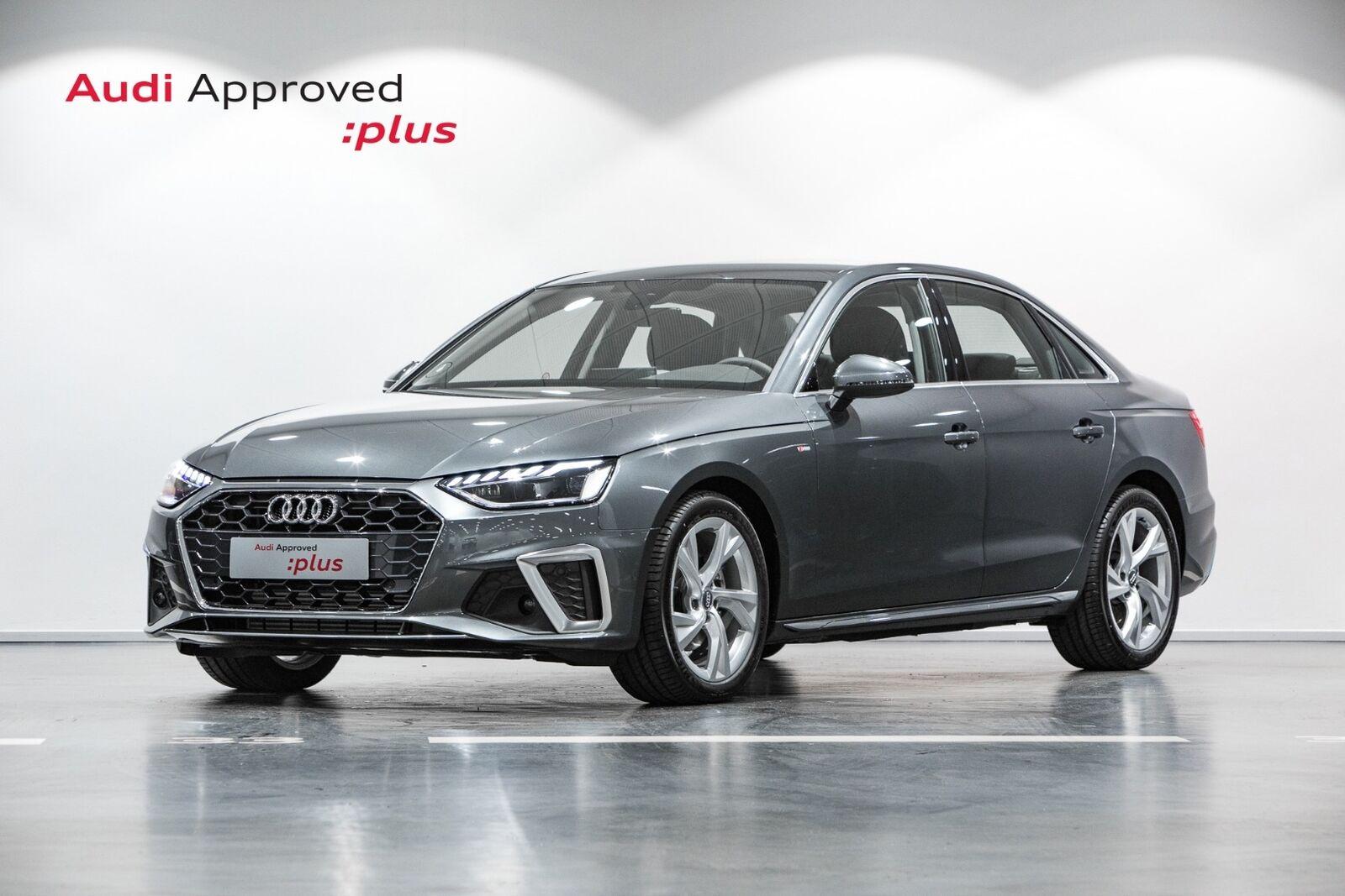 Audi A4 40 TFSi S-line+ S-tr. 4d - 493.000 kr.