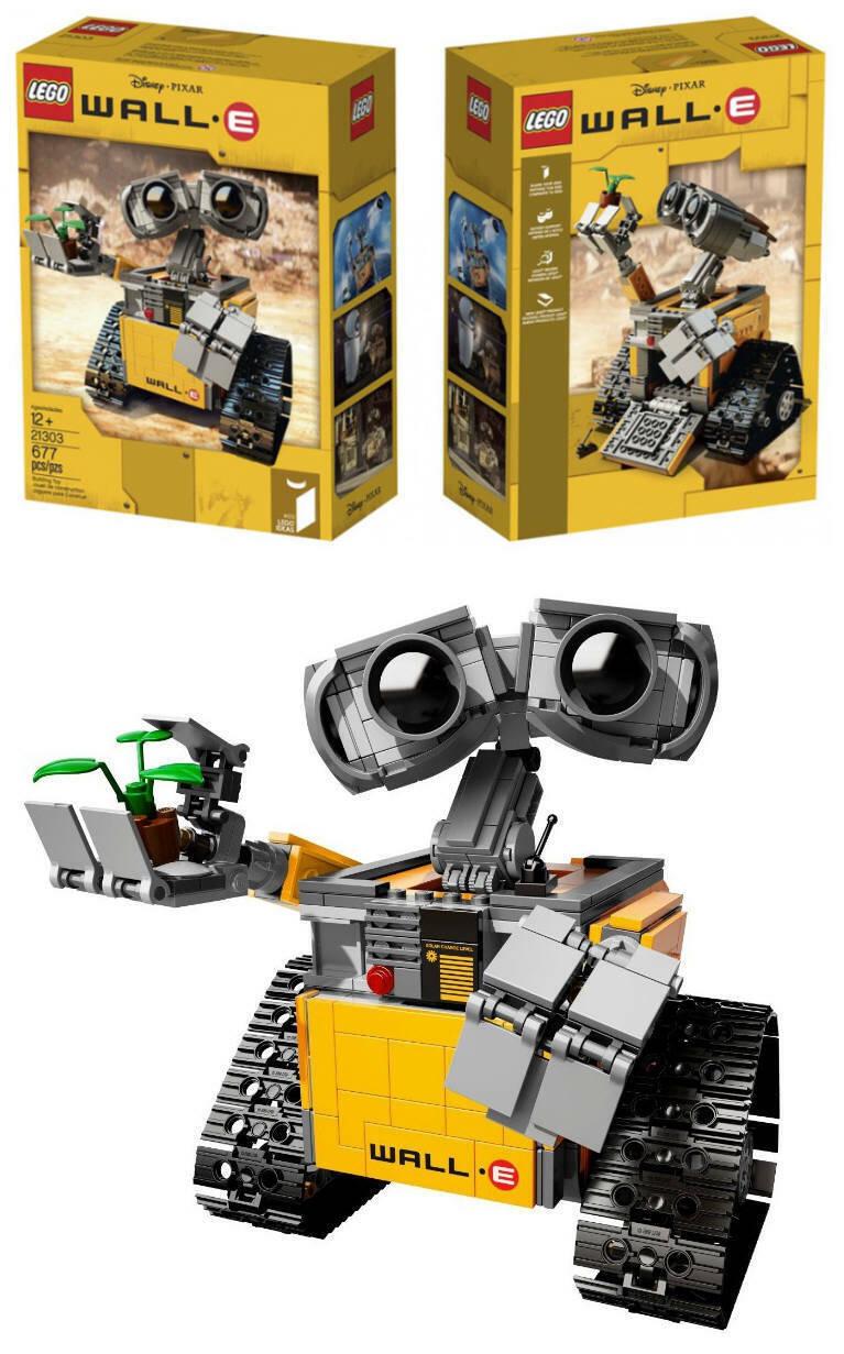 Nouveau & OVP LEGO ® 21303 ideas version de wall  E NOUVEAU & OVP
