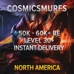 League-of-Legends-NA-LoL-Account-50-000-60-000-BE-Unranked-Fresh-NA-Smurf