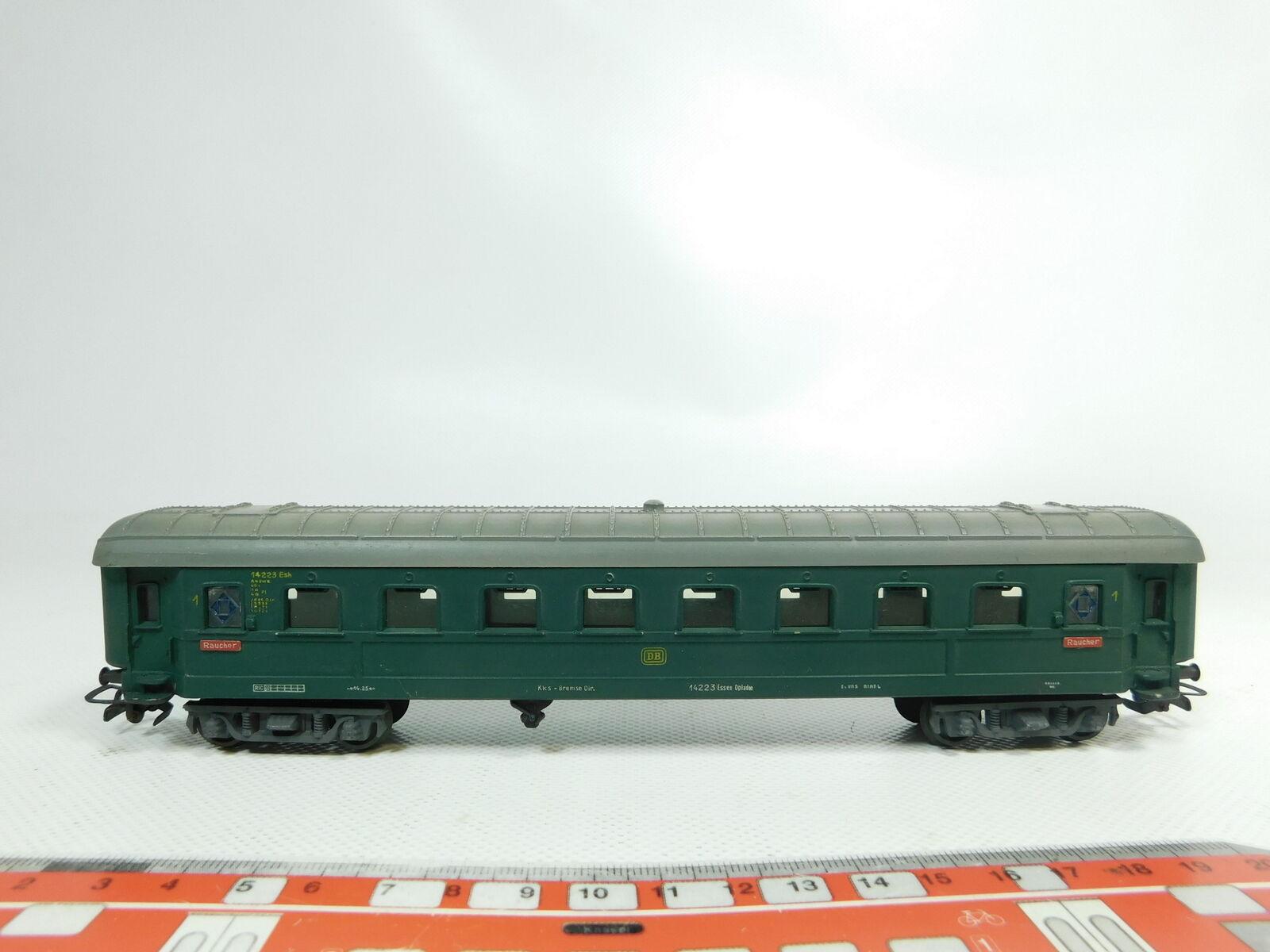 BJ177-0,5   Pocher H0 Dc 202 2 autoroza 1. classee Fumatori 14223 Esh DB