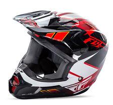 Fly Racing Kinetic Impulse MX motocross helmet red black adult X Large 73-3362X