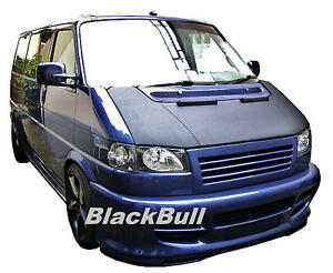 Car-Bra-VW-T4-Vollbra-Car-Bra-Motorhaubenschutz-Tuning-Facelift