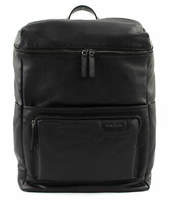 Strellson Garret Backpack Mvz 2 Zaino Borsa Per Laptop Borsa Black Nero Nuovo-mostra Il Titolo Originale Le Materie Prime Sono Disponibili Senza Restrizioni