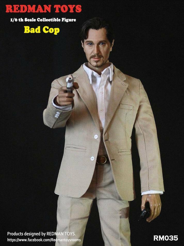 REDMAN TOYS RM035 1 6 Bad Cop Gary Oldman Collectible Action Figure