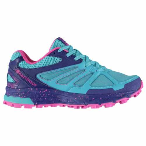 Karrimor Kids Girls Tempo 5 Trail Running Shoes Junior Runners Lace Up