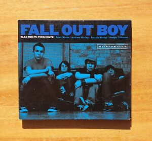 FALL-OUT-BOY-Take-This-To-Your-Grave-CD-2003