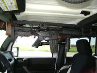 Jeep Overhead Gun Rack - The Perfect Rack For Jeep Wrangler Jk