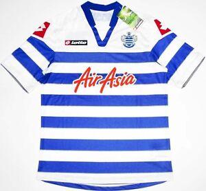 12-13-QPR-Home-Football-Shirt-Soccer-Jersey-Top-Queens-Park-Rangers-England