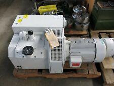 Leybold Varovac S250c Rotary Vane Vacuum Pump 10 Hp 460v Rebuilt