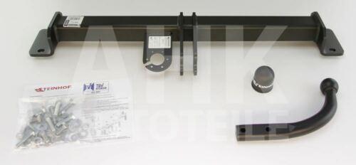 Für BMW X3 E83//E83LCI Anhängerkupplung starr+ESatz 7pol ABE