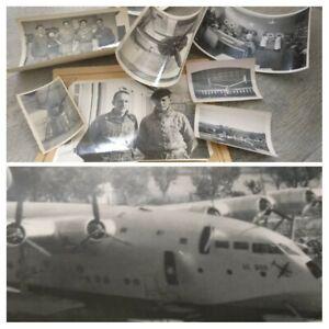 Photo-Aircraft-Sncase-Se-200-Pilote-Test-1942-1946-Stone-Decroo